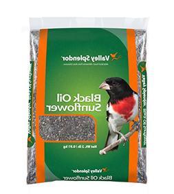 Valley Splendor 00208 Black Oil Sunflower Seed 2 lbs