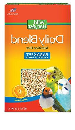 8-in-1 Pet Products: Bird Food Premium Parakeet, Canary, Fin