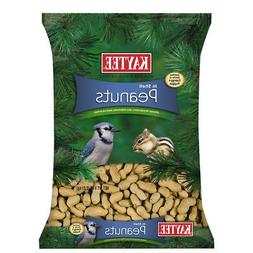 Kaytee 100522889 Peanuts in Shell for Wild Birds, 5 Lbs