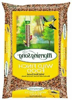 Morning Song 12005 Wild Finch Wild Bird Food Bag, 8-Pound