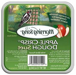 Morning Song 11429 Apple Crisp Dough Suet Wild Bird Food, 12
