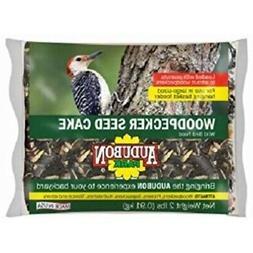 Audubon Park 11931 Woodpecker Seed Cake Wild Bird Food, 2 Lb