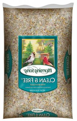 Morning Song 11959 Clean and Free Wild Bird Food, 10-Pound 1