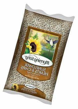 Morning Song 11979 Sunflower Hearts and Chips Wild Bird Food