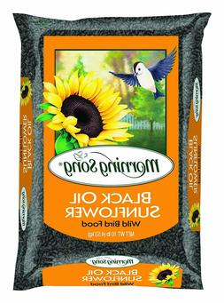 Morning Song  Black Oil Sunflower Wild Bird Food, For use in