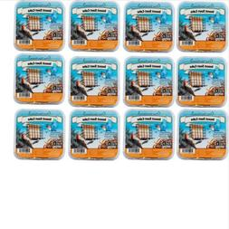 12 Pack Pine Tree Farms Insect Suet Cakes 12 oz. 1470 Made i