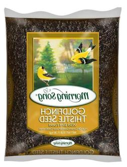 Morning Song 12000 Goldfinch Thistle Seed Wild Bird Food, 3-