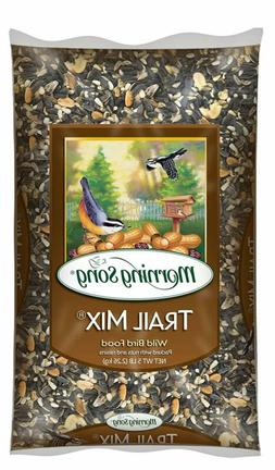 Morning Song 12004 Trail Mix Wild Bird Food, 5-Pound