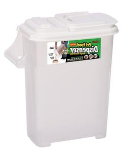 Buddeez Medium  Fresh Dry Dog & Cat Food Plastic Storage Con