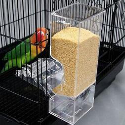 20X(1 Pcs Feeder Bird Automatic Feeders Bird Food Ontainer B