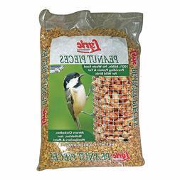 Lyric 2647463 Peanut Pieces Wild Bird Food, 15 lb,Stay fresh