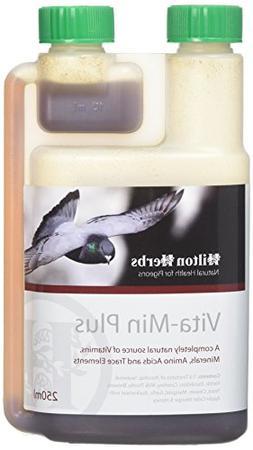 Hilton Herbs 27082 Vita-Min Plus Bird Food Formula, 0.5 Pint