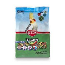 3-Pound Kaytee Exact Natural Bird Food For Cockatiels Natura
