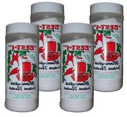 4 Jars Original Best-1 Hummingbird Instant Nectar 14 Oz Make