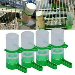 4 pc pet cage aviary bird parrot