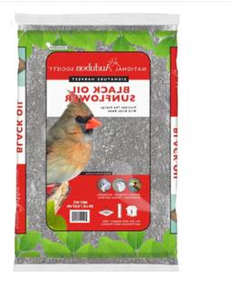 40-lb Black Oil Sunflower Wild Bird Seed Food Bag, National