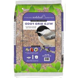 40-Lbs Wild Bird Seed Premium Blend Mix Food Bag National Au