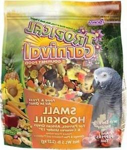 F.M. BROWNS INC - PET 44670 TROPICAL CARNIVAL FOOD PARROT 18
