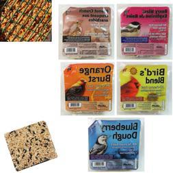 5 Pack All Season Suet Cake Bird Food Heath Outdoor Products