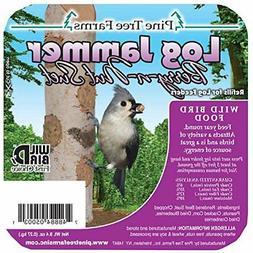 Pine Tree Farms 5003 Log Jammers Berry N Nut Suet Plug Suet