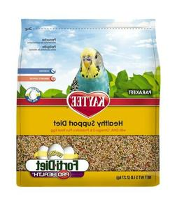 5lb Diet Egg Seed Bird Food For Parakeets, Birds & Canary Hi