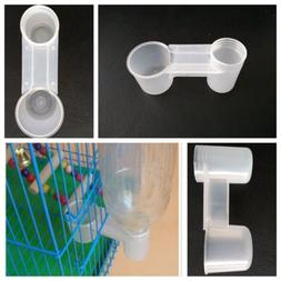 5X Plastic Bird Poultry Dove Pigeon Feeder Water Food Drinke