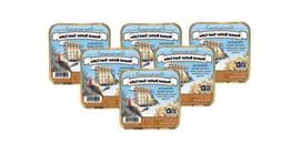 6 Pack Pine Tree Farms Peanut Butter Suet Cake Wild Bird Foo