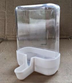 Feeding & Watering Supplies Feeder Plastic food and water tu