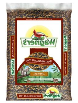 Wagner's 62046 Backyard Wildlife Food, 8-Pound Bag