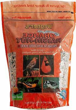 Wagner's 62055 Orange Raisin-Nut Premium Songbird Food, 6-Po