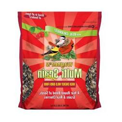 Wagner's 62062 Multi Grain Plus High Energy Wild Bird Food,