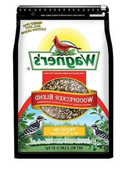 Wagner's 62063 Woodpecker Premium Wild Bird Food Blend, 4-Po