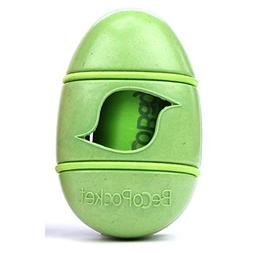 BecoThings Pocket Poop Bag Dispenser Green