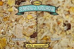"HIGGINS PET FOOD - WORDLY CUISINES MORROCAN CAF  ""Ctg: BIRD"