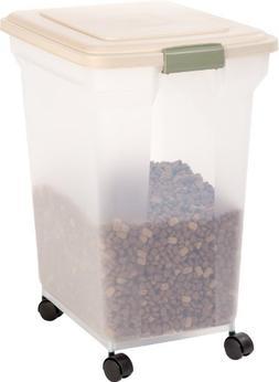 IRIS USA, Inc. IRIS Premium Airtight Pet Food Storage Contai