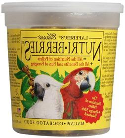 Lafeber Company - Classic Nutri-berries- Maca with cockatoo