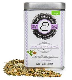 Organic Lactation Tea for Breastfeeding - Our Lady of La Lec