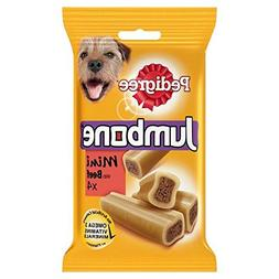 Pedigree Jumbone Small Dog Treats Beef 180g