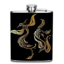 Pocket Hip Flask for Men And Women Liquor set Stainless Stee