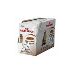 Royal Canin Ageing +12 Cat Food Jelly Pouch 12x85g