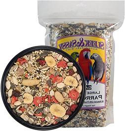 Sleek & Sassy Garden Large Hookbill Parrot Food