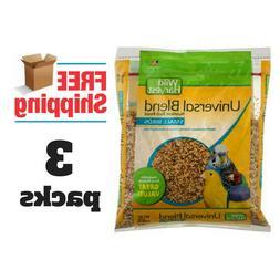 Universal Blend: Premium Small Birds Seeds, 3 Lb