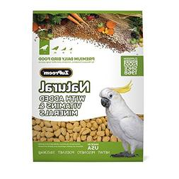 Zupreem Natural Bird Food For Large Birds