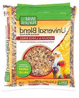Wild Harvest A1204 Wh Daily Blend Univ Med/Lg Bird 3 lb Bag
