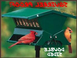 Absolute II Squirrel Proof Bird Feeders Green Heritage Farms