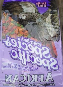 Pretty Bird International Species Specific African Bird Food