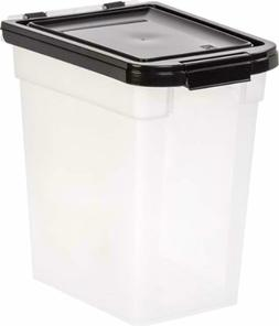 Airtight Pet Food Container Fresh Keep Dry Dog Cat Bird Seed