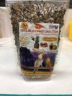 Birds LOVE All Natural Garden Blend Bird Food for Lovebirds,