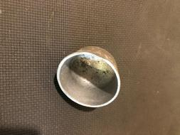 Planit Aluminum Bird Food - Water Dish Bowl 3 1/2 inch w/ th