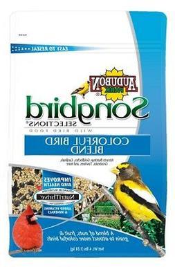 Audubon Park  Songbird  Assorted Species  Wild Bird Food  Mi